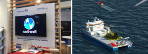 Nauti-Craft Technology Showcased at Offshore Windfarm Conference in Copenhagen