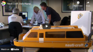 Nauti-Craft State of the Art: Featured by Discovery Canada