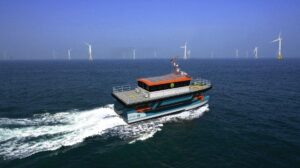 First Commercial Boat to Harness Nauti-Craft Suspension System