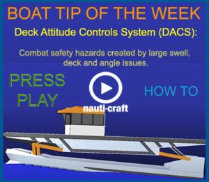 Commercial Boat Safety Tip: