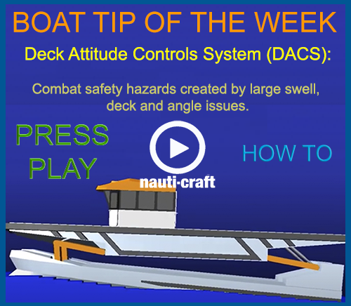 SAFER BOATING NAUTI-CRAFT tip of the week DACS